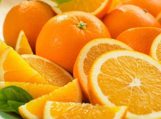 Польза апельсинов для организма человека