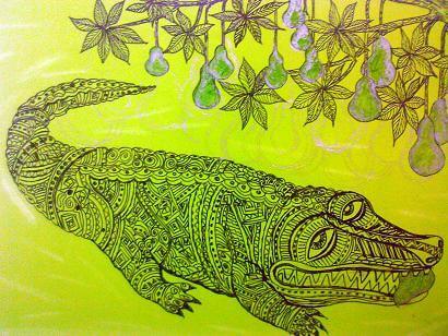 История аллигаторовой груши