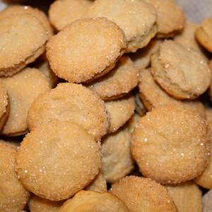Кефирное печенье