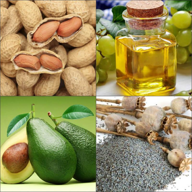 В каких продуктах содержится омега-6 жирные кислоты