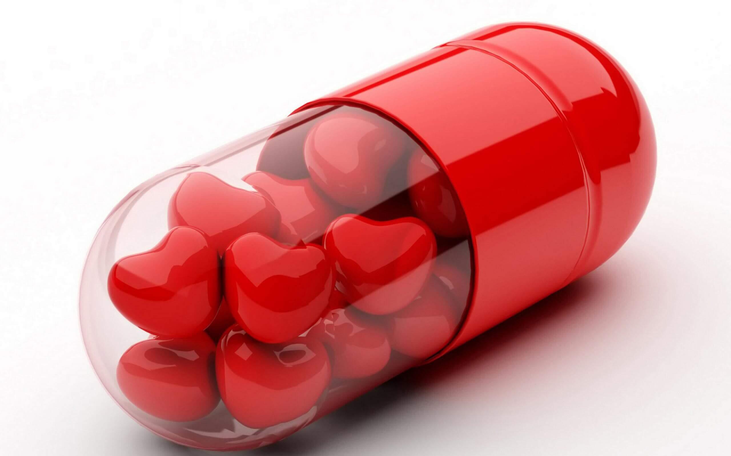 Витамины для сердца в таблетках
