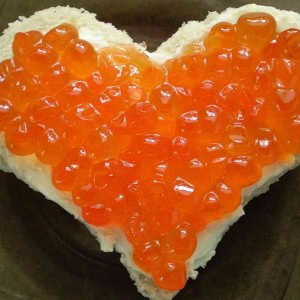 Красная икра для здоровья сердца