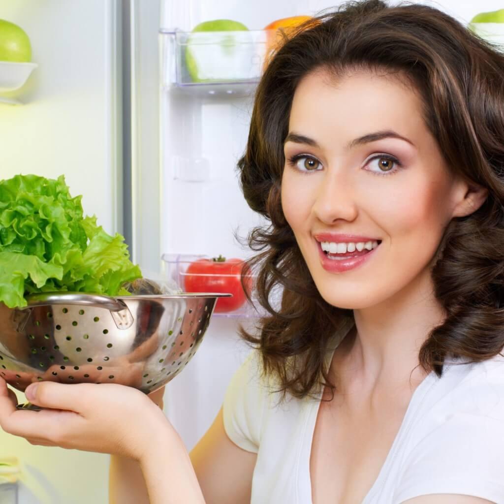 Продукты для улучшения роста волос