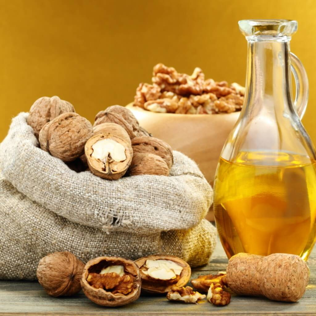 Рецепт мед орехи масло