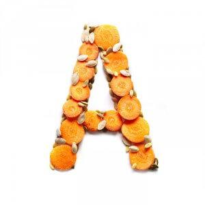 Витамин A в моркови