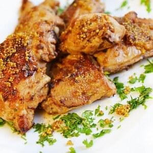 Вред жареного цыпленка