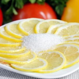 Использование лимона в кулинарии