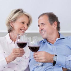 Польза алкоголя для пожилых людей