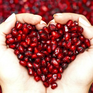 Польза граната для сердца