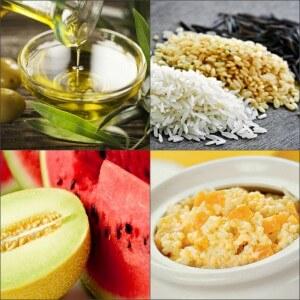 Продукты в диете Малышевой