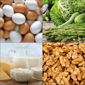 """Витамины для мам """"в продуктах"""""""