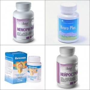 Витамины для памяти взрослых