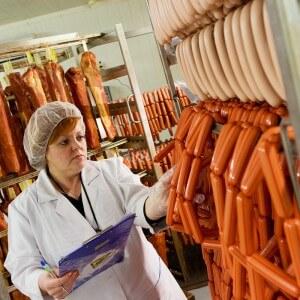 Желатин в колбасном производстве