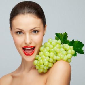 Использование винограда в косметологии