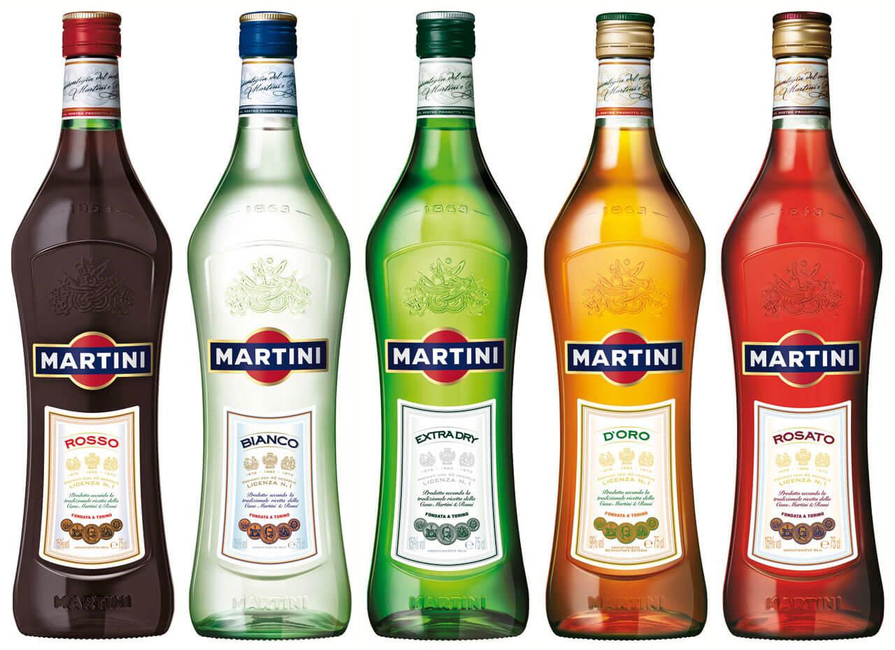 Классификация мартини