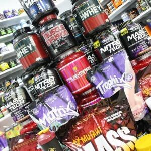Мифы о спортивном питании
