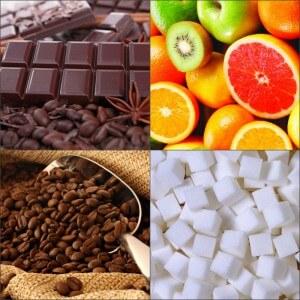 Нежелательные продукты при аллергии