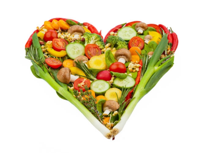 Что нужно есть для сердца