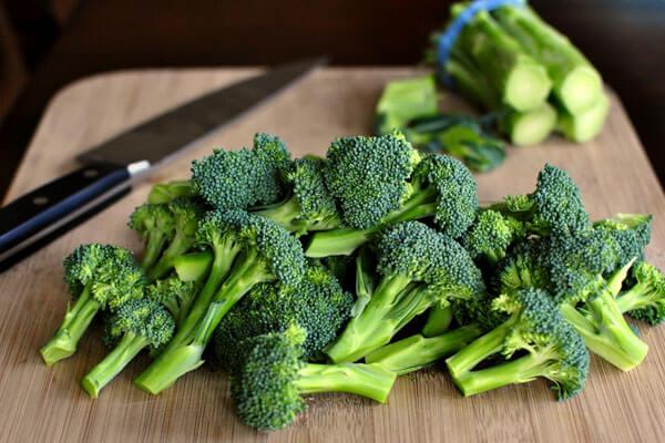 Питательные компоненты брокколи