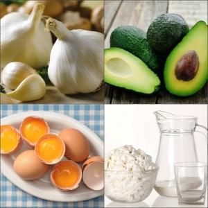 Полезная пища для суставов