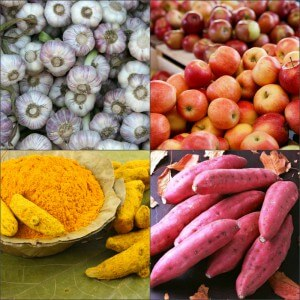 Полезные продукты против аллергии