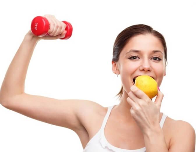 Полезные вещества для занятий спортом