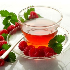 Польза малинового чая