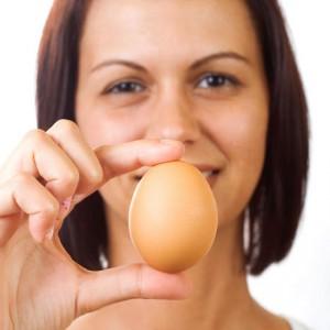 Использование яиц в домашней косметике