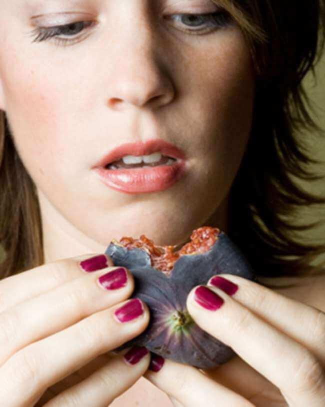 Как кушать смоковницу