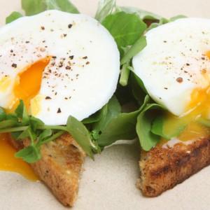 Как сделать яйца пашот