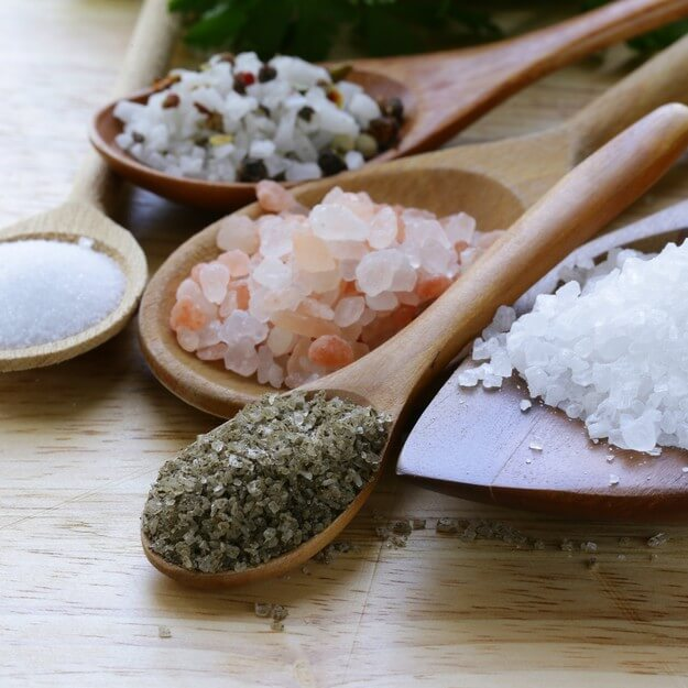 Классификация соли