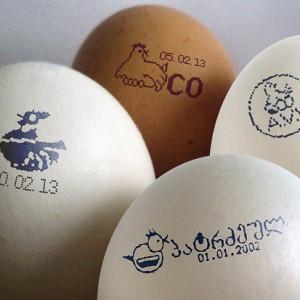 О чем говорит маркировка на яйцах