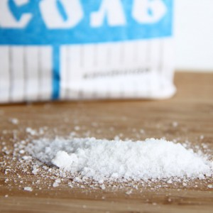 Полезные свойства соли