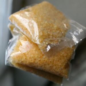 Соль для ванны с бергамотом