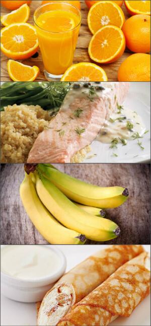 Блюда и продукты для больных туберкулезом