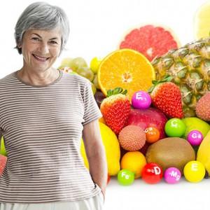 Для чего нужны витамины для пожилых людей