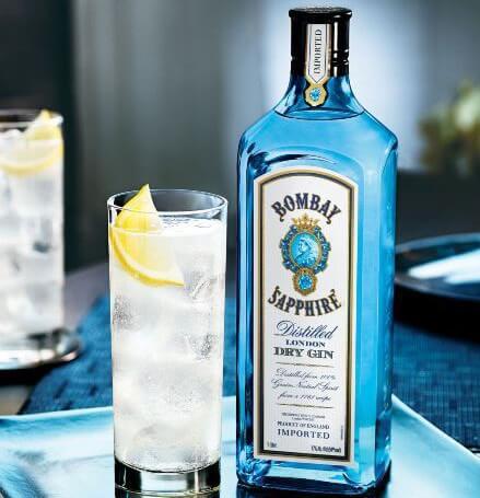 Алкогольный напиток голубого цвета название