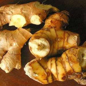 Галангал очищает печень от токсинов
