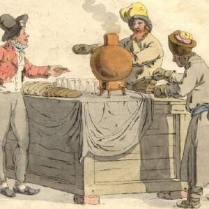 Как готовили сбитень в давние времена