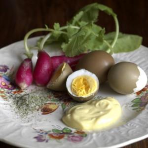 Как правильно готовить яйца фазана