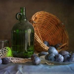 Как приготовить сливовицу в домашних условиях