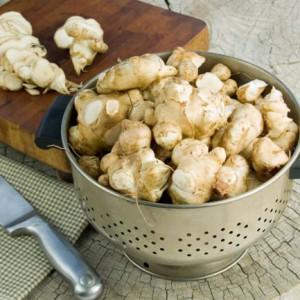 Применение топинамбура в кулинарии