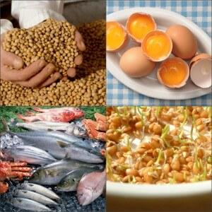 Природные источники витаминов для костей