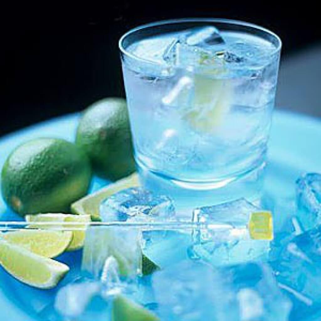 Как готовить джин в домашних условиях