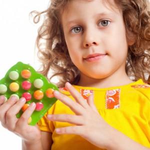 Витамины для детей от 6 до 10 лет