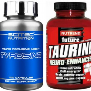 Бустеры энергии - таурин и тирозин