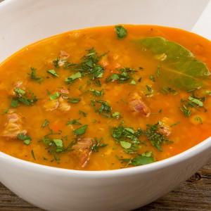 Чечевичный суп при гипертонии