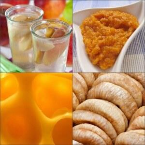 Ингредиенты дневного меню при геморрое