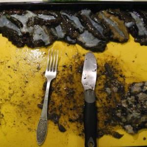 Как приготовить морской огурец