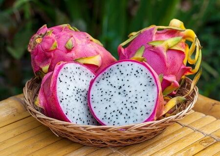 Питахайя, дракон фрукт: полезные свойства
